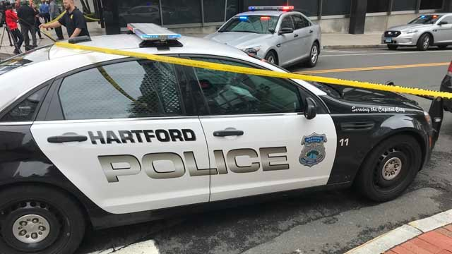 Hartford Police Officer In Critical Condition After Stabbing Incident