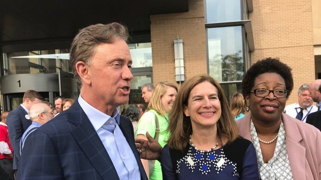 Ned Lamont is a front runner for an endorsement at the Democratic Convention (WFSB)