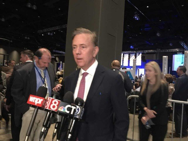 Ned Lamont won the Democratic endorsement for Governor (WFSB)