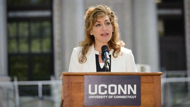 UConn president Susan Herbst. (UConn photo)