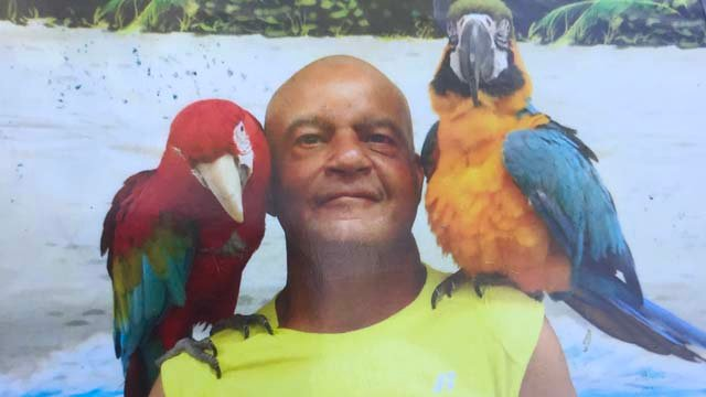 Angelo Colon died after being hit by a car over the weekend (Family photo)