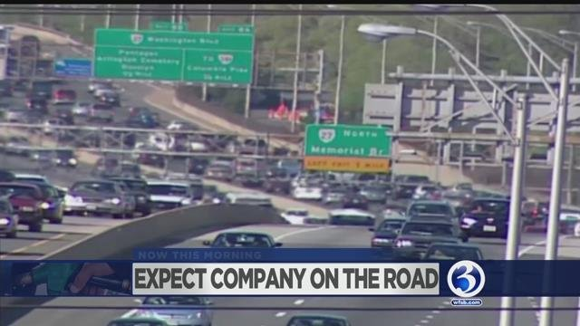 VIDEO: More New Englanders expected to travel Memorial Day weekend