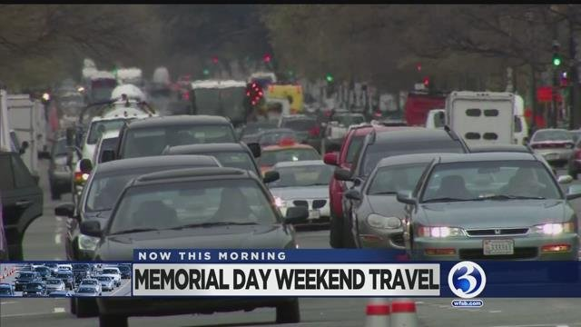 VIDEO: AAA has suggestions on how to avoid Memorial Day traffic