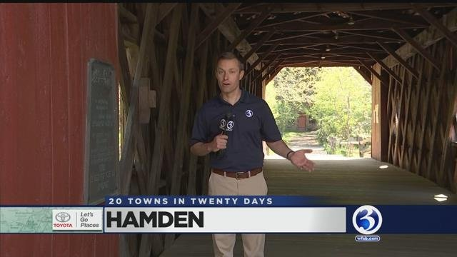 The most popular guy at Channel 3 is headed to Hamden