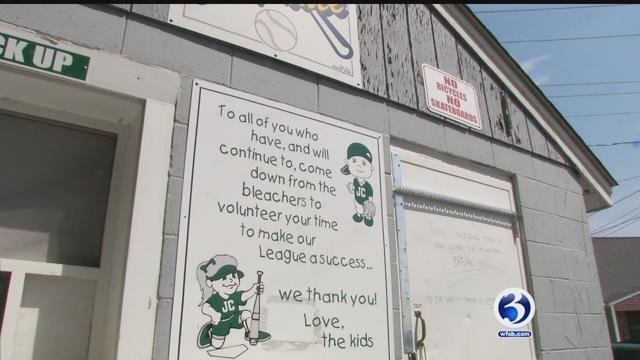 Video: Little league concession stand closed after vandalism