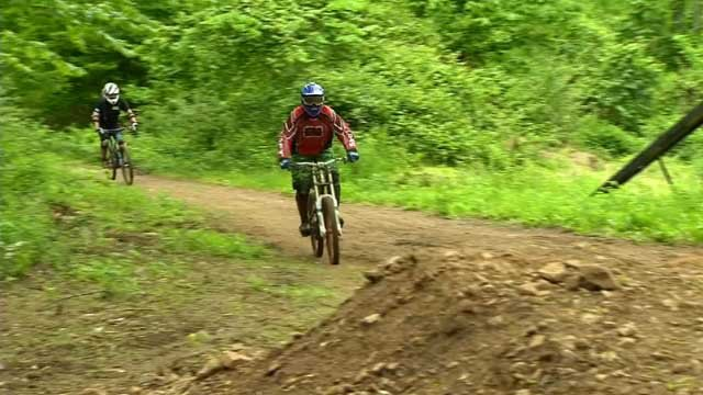 Some new summertime activities have kicked off at Powder Ridge (WFSB)