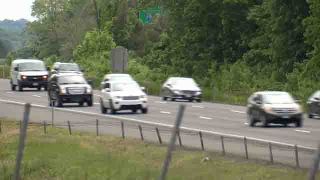 Thousands traveled over the holiday weekend (WFSB)