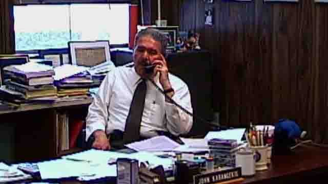 John Karangekis, who served as Wethersfield police chief for 13 years, has died (Wethersfield Police Dept.)