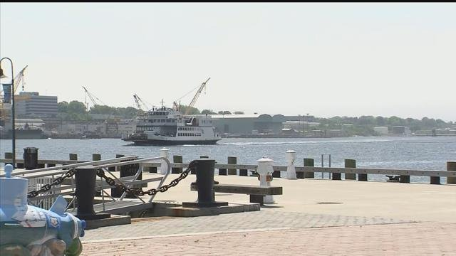 Changes are on the way for the state pier in New London (WFSB)