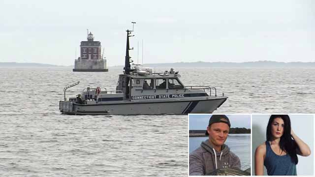 Authorities believe the pair missing off the coast of Groton used a UConn sailboat (WFSB/submitted)