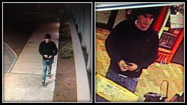 Police are looking to identify the man accused of stealing from a gas station (Groton Police)