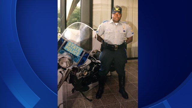 CT State Police Trooper First Class Walter Greene passed away after a courageous battle with cancer (CT State Police)