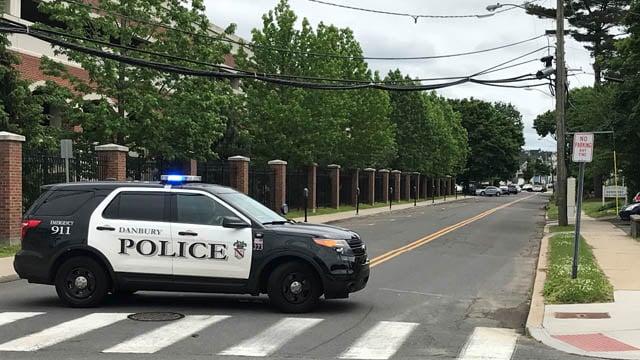 A report of a gunman near WCSU prompted a building lock down. (WFSB)