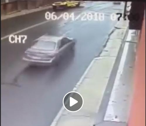 Waterbury Police are searching for this vehicle in connection to a hit and run (Waterbury Police)