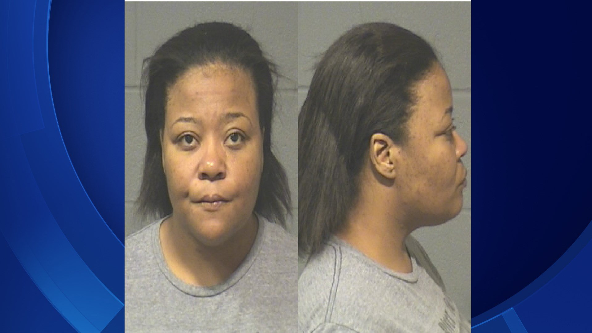 Heather Mclean-Freeman was arrested after allegedly shooting her husband (Harford PD)