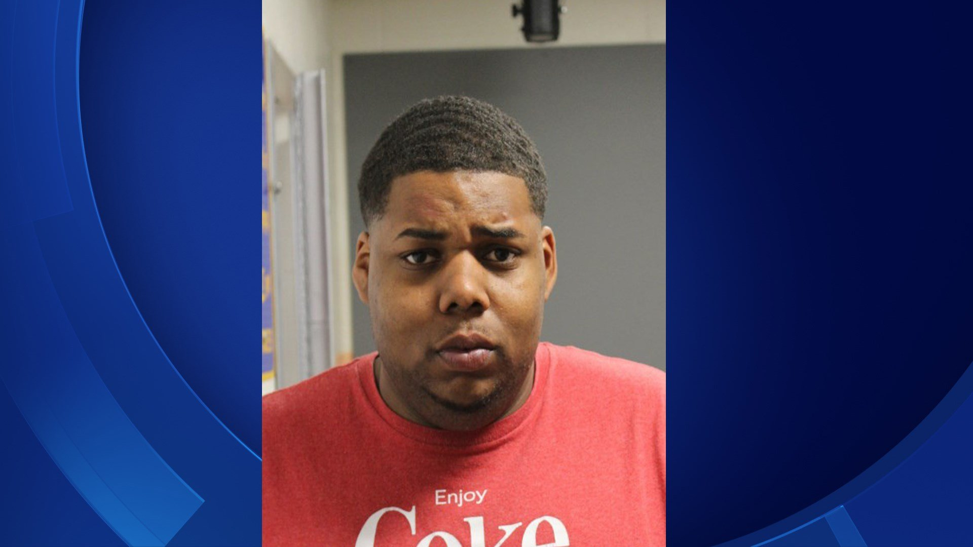 Kenneth Jones was arrested after a police pursuit and breaking into a home to hide (State Police)