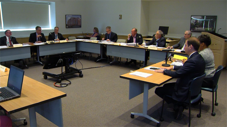 The cities of West Haven and Hartford had a meeting with the state to review their finance issues (WFSB)