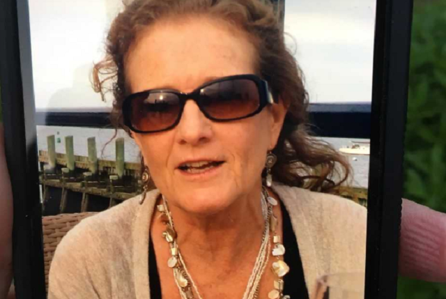 Hamden Police Department issued an image of 60-year-old Donna Tucker when she was missing.