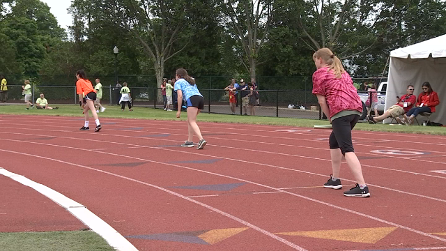 Special Olympics wraps up its 50th anniversary games on Sunday (WFSB)