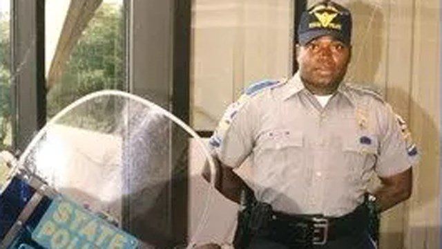 Trooper Walter Greene passed away on May 31. (State police)