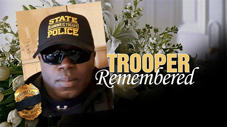 Trooper Walter Greene. (WFSB)