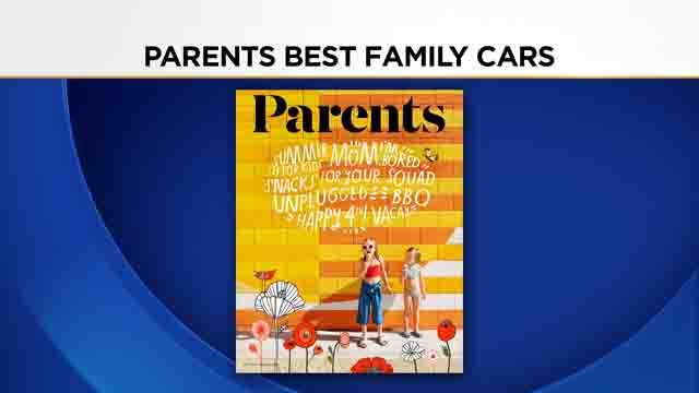 Parents Magazine has rated the best family vehicles (WFSB)