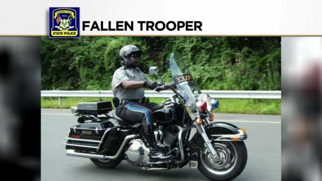 Trooper Greene will be laid to rest on Tuesday (Submitted)