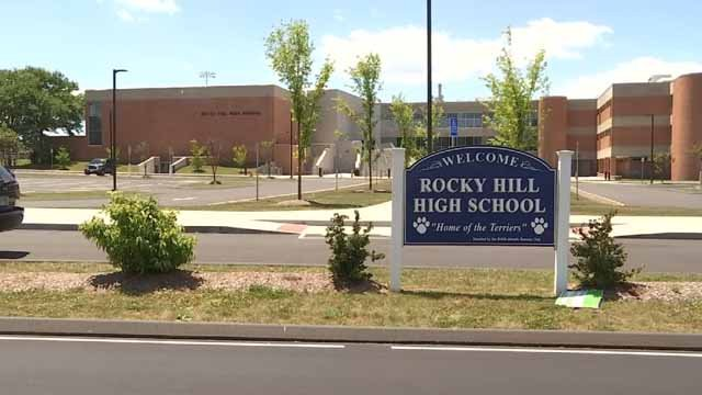 A Rocky Hill coach has resigned and two teachers were put on leave (WFSB)
