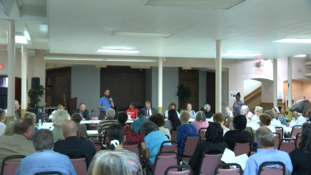 A community meeting was held to discuss Hartford's public safety initiative after recent violence (WFSB)