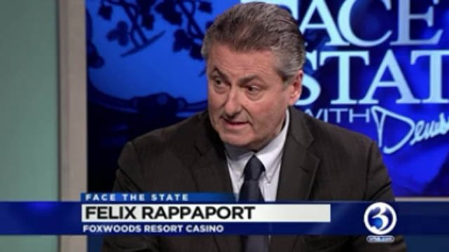 Felix Rappaport in a previous interview on Face the State (WFSB)
