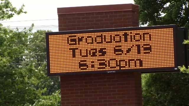 Graduation at Wilcox is set for 6:30pm Tuesday (WFSB)