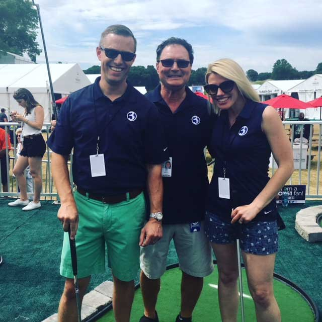 We're going inside the Travelers Championship! (WFSB)