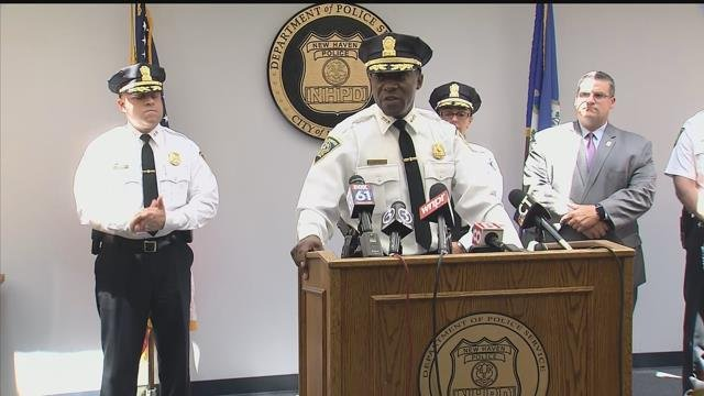 NEWS CONFERENCE: New Haven police discuss falsified background checks