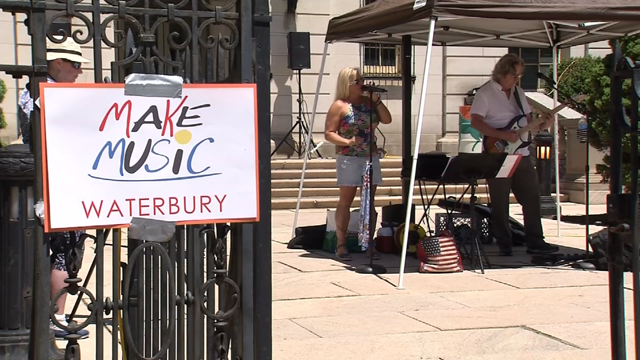 'Make Music Day' took place in Waterbury (WFSB)