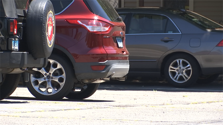 Residents in Bristol have seen an uptick in wheel thefts (WFSB)