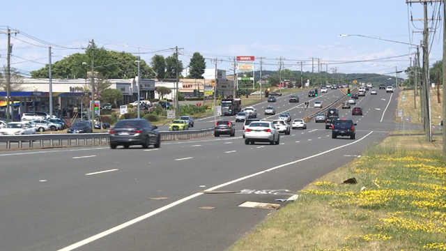 Panhandling has been an issue in local towns (WFSB)