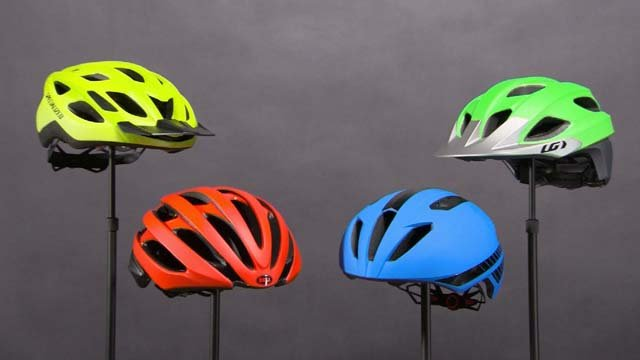 Virginia Tech and IIHS rate bike helmets on safety