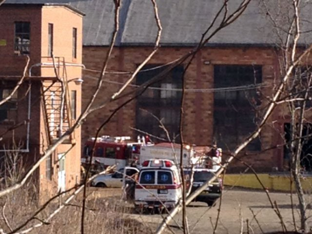 Check out this viewer image of the incident at StanChem in East Berlin.