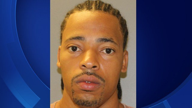 Phillip Holmes was arrested after shooting a person's car (Hamden PD)