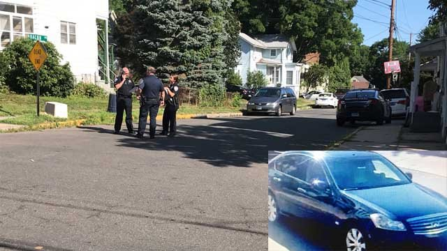 Police are investigating after a child was hit by a car in Middletown (WFSB)