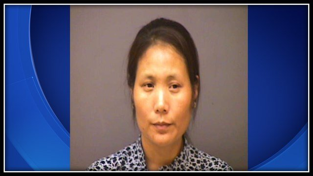 Dawa Dolma was arrested after leaving her 1-year-old in a hot car (Norwich PD)