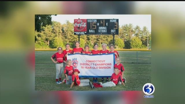 Video: Softball team disqualified from state tournament after waiver dilemma