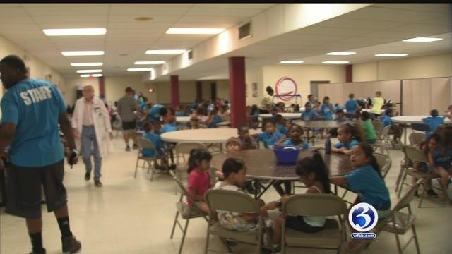Video: Community Renewal Team provides free summer meals to kids