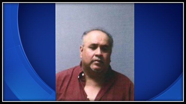 Ricardo Marchand, a former HARC employee, was arrested for sexual assault (CSP)
