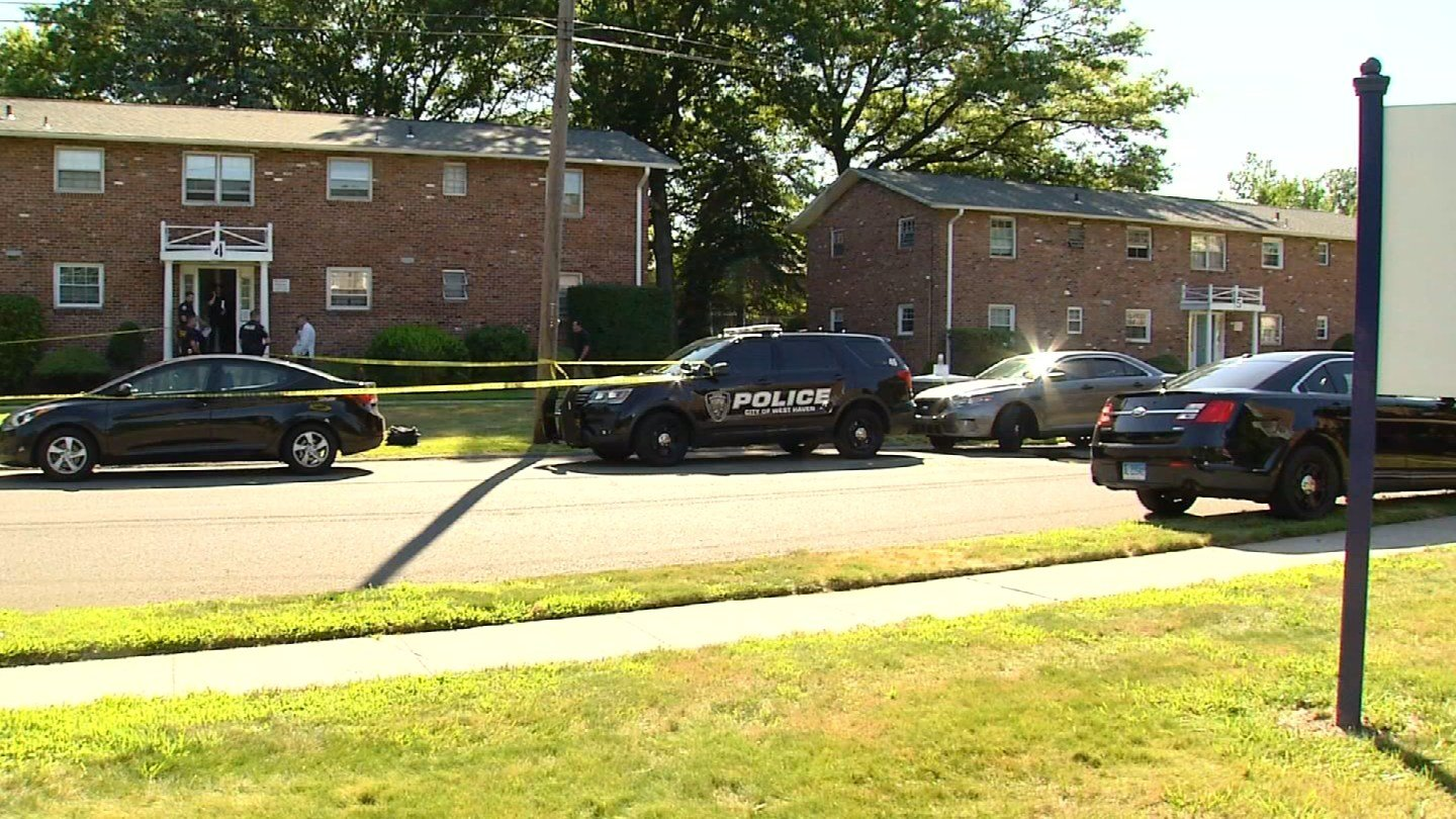 A 4-year-old died and a 2-year-old was hospitalized after being in a hot car in West Haven on Thursday. (WFSB)