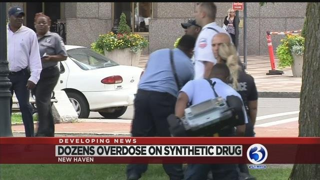 VIDEO: 3 arrested in K2 overdoses in New Haven