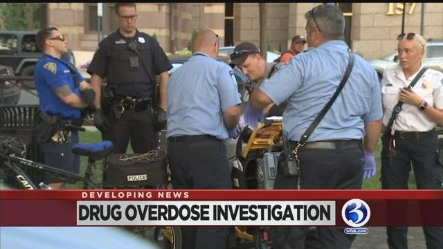 VIDEO: Officials to discuss public safety after New Haven overdoses