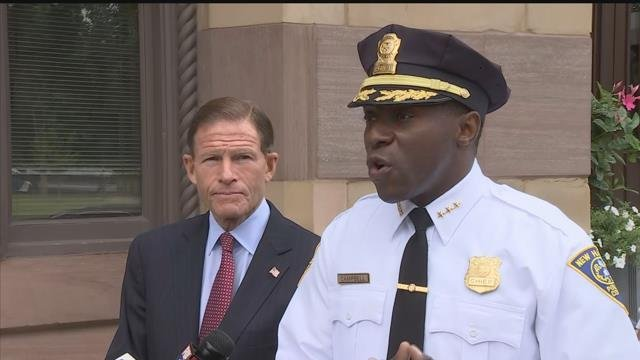 NEWS CONFERENCE: Officials discuss public safety after overdoses in New Haven