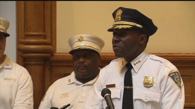 News conference: New Haven officials release details of K2 arrests
