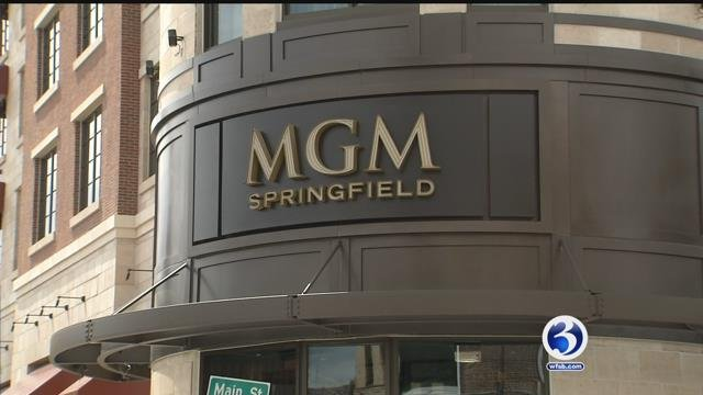 Video: New MGM Springfield casino set to open on Friday